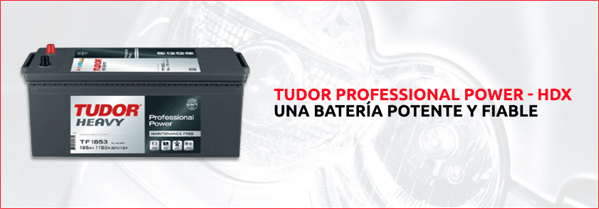 TUDOR - EXIDE professional power