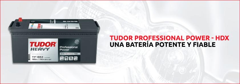 Baterias TUDOR - EXIDE