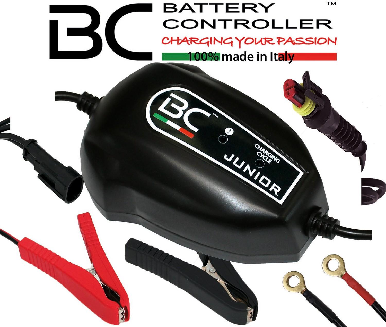 Cargador BC Junior 900 Baterias de motos