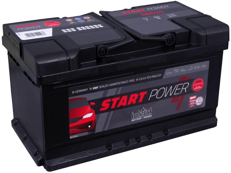 Intact power 80ah | 740A | 3 años de garantia.