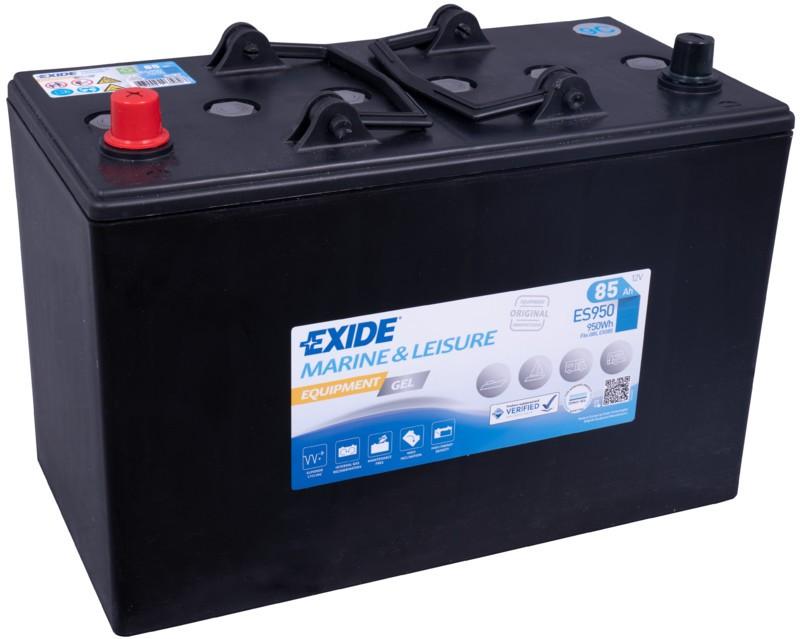 Exide Gel ES950 85Ah