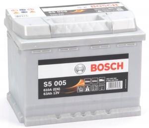 Bosch S5 005 63Ah | 610A