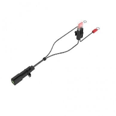 Cable bateria con nivel de carga por luz led