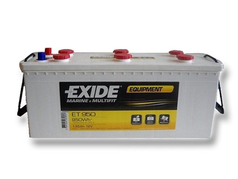 Exide ET-950 135ah ¡OFERTA pack 2 unidades!