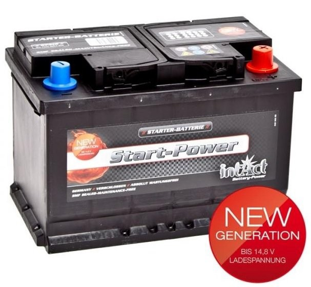 Intact power 44ah | 400A  ¡Oferta! 3 año de garantia.