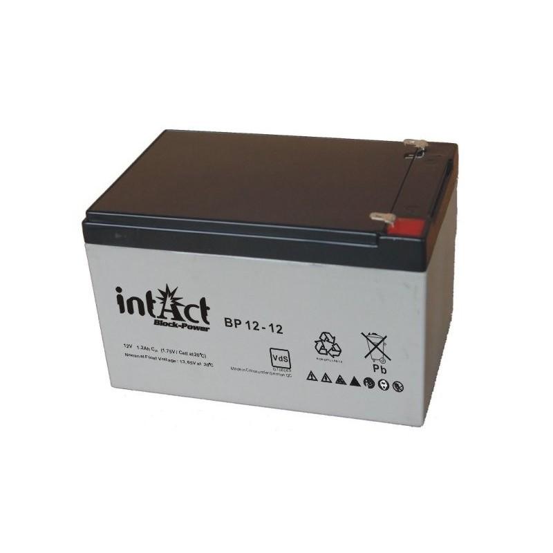 Intact BP12-12 12Ah 12V AGM ¡OFERTA!