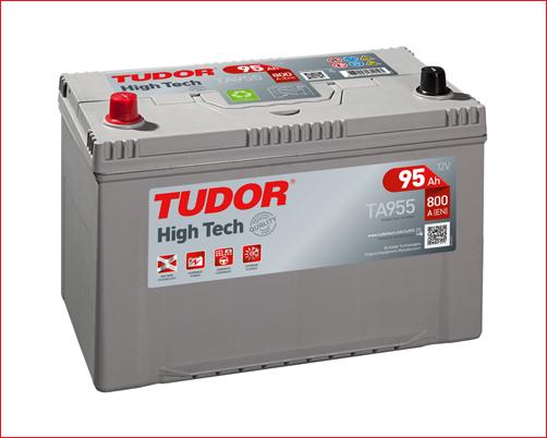 Tudor TA955 high-tech 95ah 800A ¡GAMA ALTA!