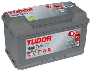 Tudor TA852 | 85ah 800A ¡GAMA ALTA!