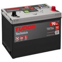 Tudor TB704 | 70Ah 540A