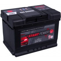 Intact Start power 60ah 540A | 3 años de garantia.