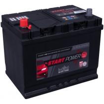 Intact power 70ah | 550A +izq | 3años de garantia.