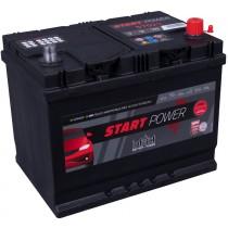 Intact power 70ah | 550A | 3 años de garantia.