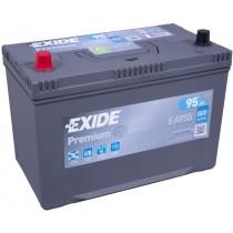 EXIDE EA955 PREMIUM   95ah 800A
