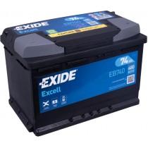 Exide EB740 | 74Ah 680A 12V