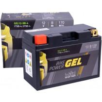 INTACT GEL YT9B-BS = GT9B-4 | 8Ah 170A 12V