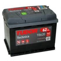 Tudor TB620 62Ah 540A 12V ¡¡Oferta!!