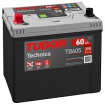 Tudor TB605 60ah 12V 390A
