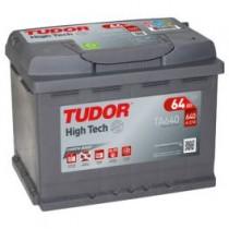 Tudor TA640 | 64Ah 640A Alta Gama ¡¡Oferta!! Equivalente: VARTA 12VL2 400/640A EN