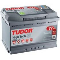 Tudor TA770 12V 77ah | 760A Alta gama ¡Oferta!