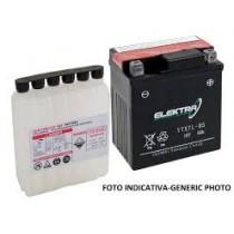 Elektra YTX9A-BS AGM sellada. (Equivalente YB9-B) ¡¡OFERTA MES!!