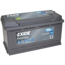EXIDE EA1000 | 100ah 900A | GAMA ALTA ¡¡OFERTA!!