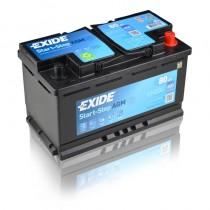 EXIDE EK800 AGM 80ah 800A