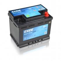 EXIDE EK600 AGM 12V 60Ah