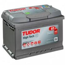 Tudor TA612 | 61Ah 600A Gama Alta ¡OFERTA!