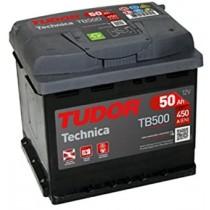 Tudor TB500 | 50ah 450A 12V ¡Oferta!