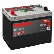 Tudor TB705 70ah 12V 540A